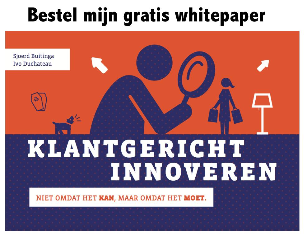Whitepaper Klantgericht Innoveren